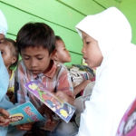 Semangat Literasi dari Pulau Bungin