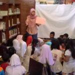 Denyut Literasi di Pusdes Wukirsari